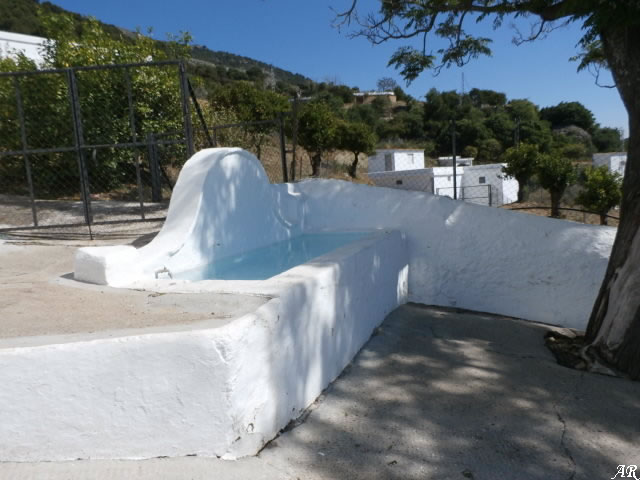 Fuente del Cementerio de Casarabonela