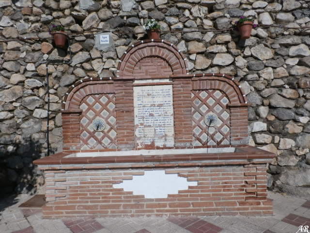 Fuente del Cristo (Antigua Fuente del Piojo)