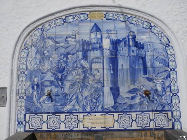 Fuente detrás de la Iglesia - Casarabonela