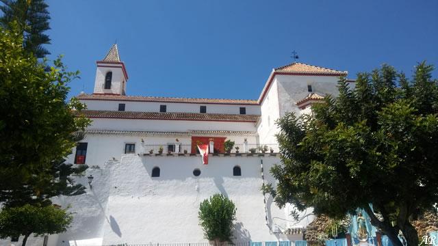 Iglesia de Santiago Apostol de Casarabonela
