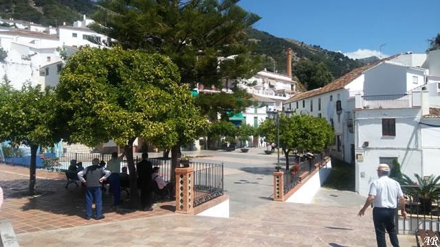 Plaza de Casarabonela