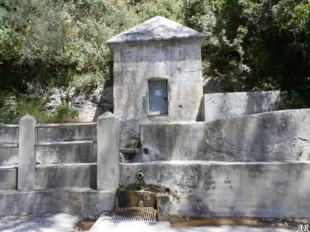 Arquita Fountain Casares