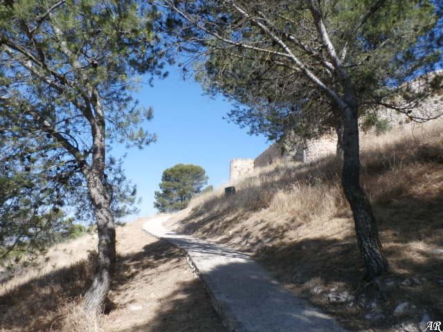 Camino de la Puerta de la Ciudad - Fortaleza de Archidona