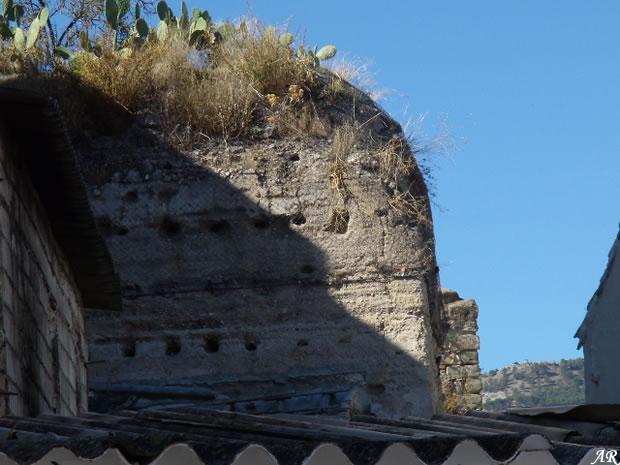 Miraflores Castle - Arab Fortress in El Burgo