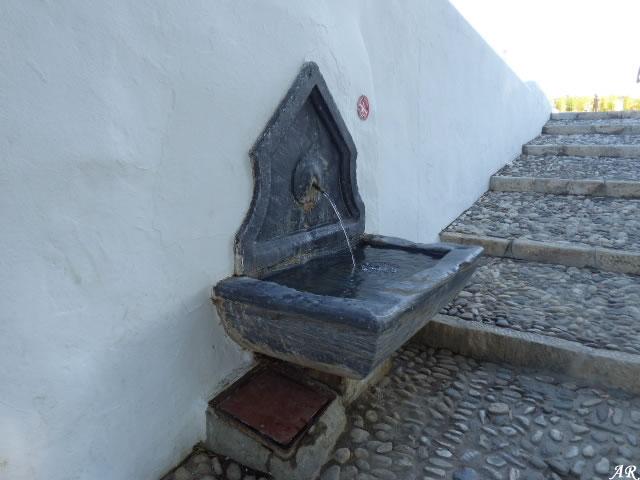 Fuente de la Ermita de la Fuensanta de Coín