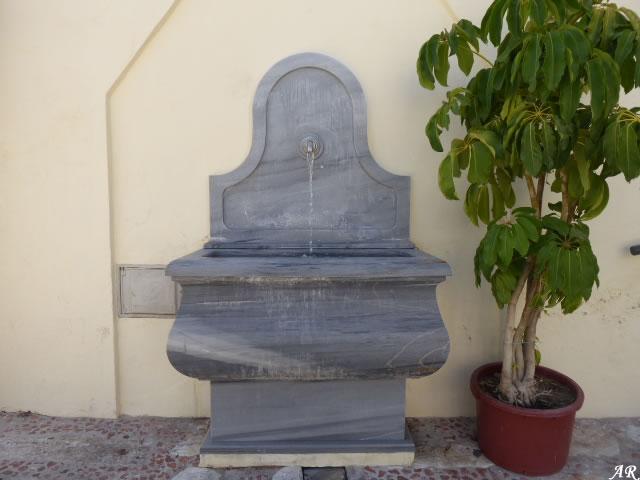 Fuente de la Plaza de Santa María