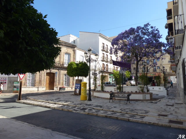 Plaza Escamilla - Coín