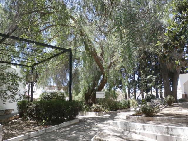 Colmenar - Jardines del Palacio