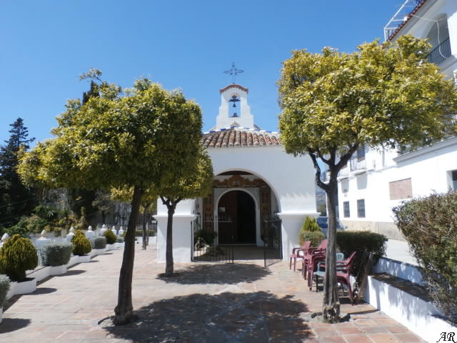 San Antonio Abad Chapel - Cómpeta