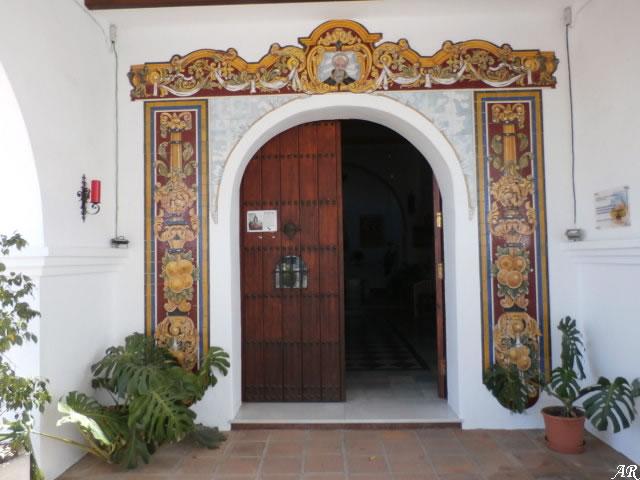 Ermita de San Antonio Abad Extramuros - San Antón - Cómpeta