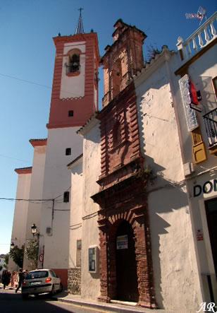 Capilla y Casa de los Valdenebro - Cortes de la Frontera