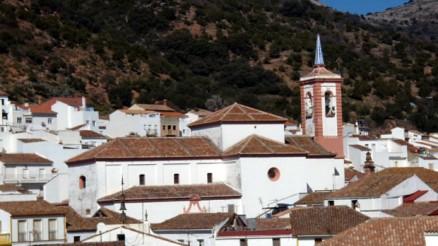 Iglesia de Nuestra Señora del Rosario de Cortes de la Frontera