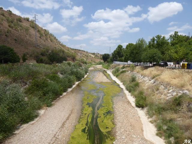 Río Burriana - Cuevas Bajas