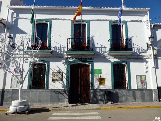 Ayuntamiento de Cuevas del Becerro