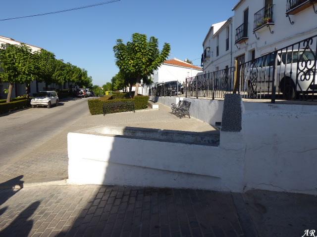 Pilar de Santa Ana