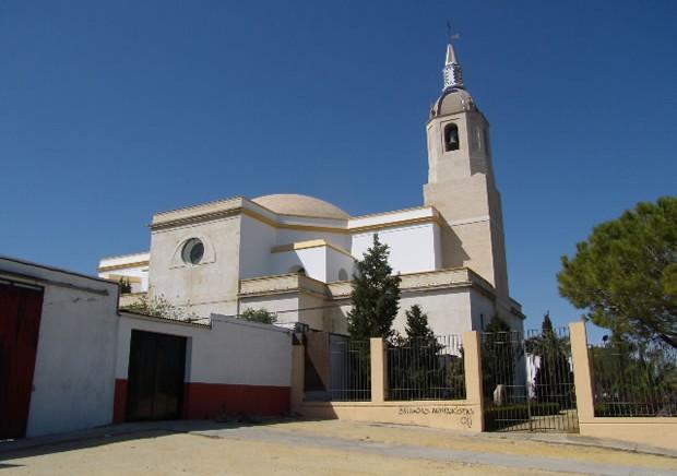 Iglesia de Nuestra Señora de las Virtudes de La Puebla de Cazalla