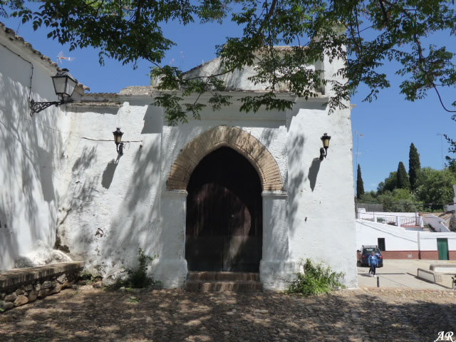 Santa Ana Chapel - La Puebla de los Infantes