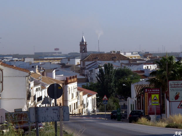 la roda de andaluc a municipio andaluz de la comarca de