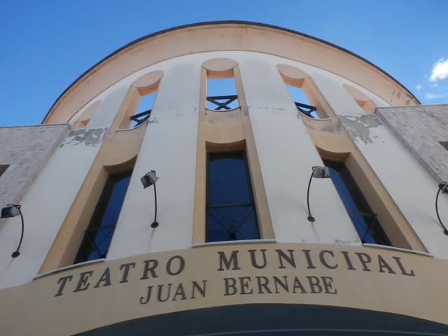 Juan Bernabe Teater in Lebrija