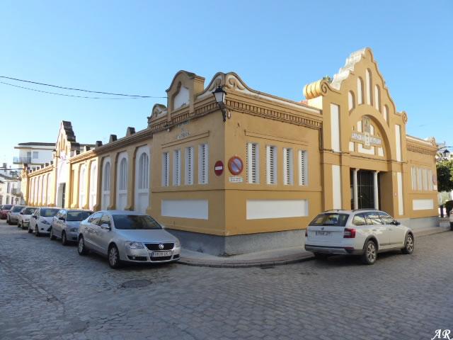 Mercado de Abastos de Lora del Río - Plaza de Abastos