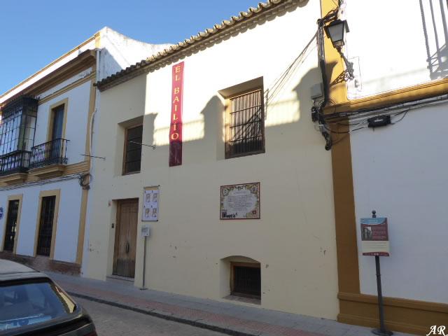 Palacio del Bailío de Lora del Río