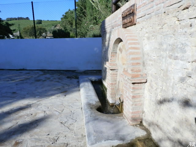 Chorro Manso - Fuentes y Manantiales de Manilva