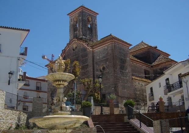 Iglesia Parroquial de Santa Ana en Manilva