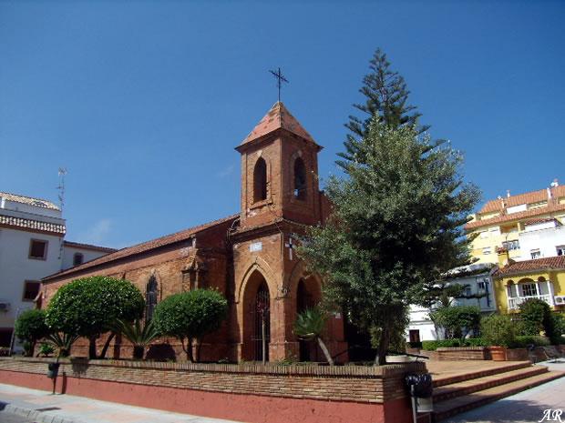 Parroquia de san luis de sabinillas monumento religioso en manilva - Casa rural manilva ...