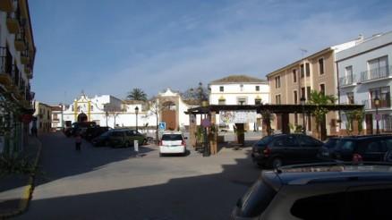 Mollina - Plaza de la Constitución