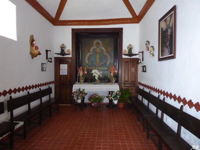 Virgen de la Concepción Hermitage