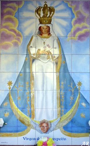 Ermita de la Escarihuela - Ermita de la Virgen de la Concepción