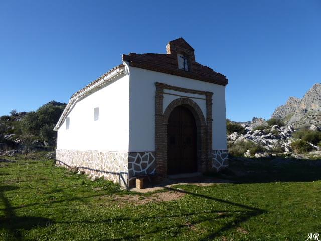 Ermita de la Escarihuela - Ermita de la Virgen de la Concepción de Montejaque