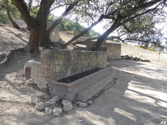 Fuente de las Parras (Sierra de Montellano)