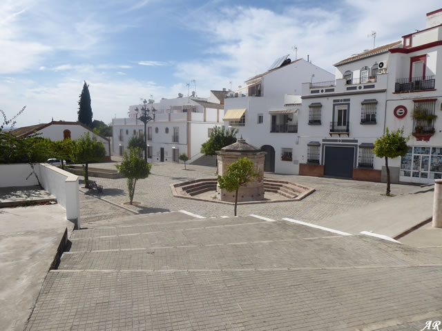Plaza de la Fuente de Montellano
