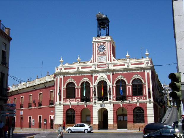 Ayuntamiento de mor n de la frontera edificio municipal de 1593 - Fotos de moron de la frontera ...