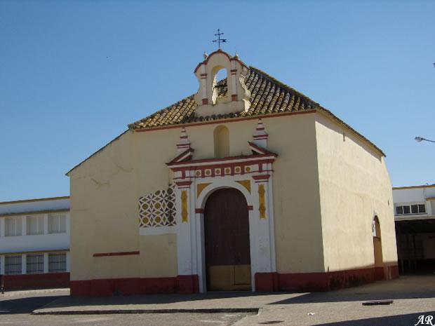 Ermita de san albino sal n de actos culturales de paradas for Alquiler de casas en paradas sevilla