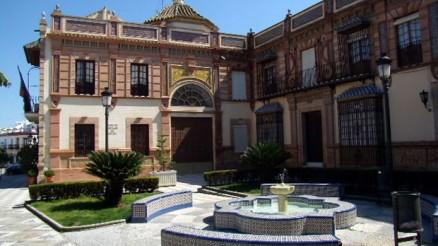 Ermita de San Juan de Letrán en Paradas