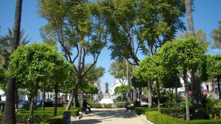 Jardines de Gregorio Marañón de Paradas