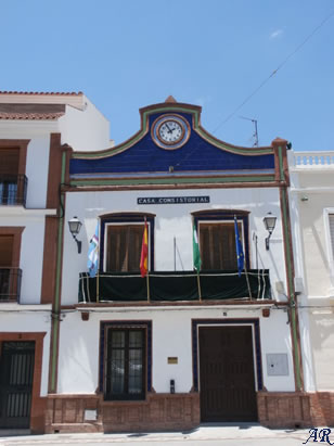 Pizarra Town Hall