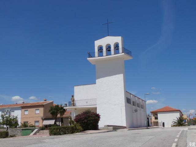 Nuestra Señora de la Paz Church - Zalea - Pizarra