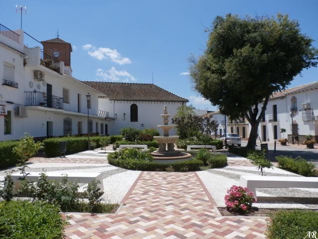 Pizarra - Iglesia Square