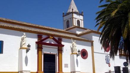Iglesia de San Antonio Abad de Pruna