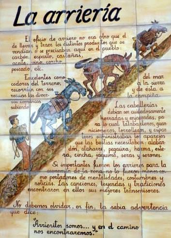 La Arriería - Pujerra