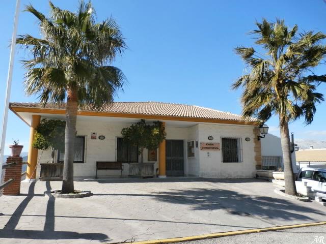 Casa Consistorial - Ayuntamiento de Pujerra