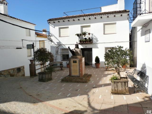 Plaza Vieja de Pujerra