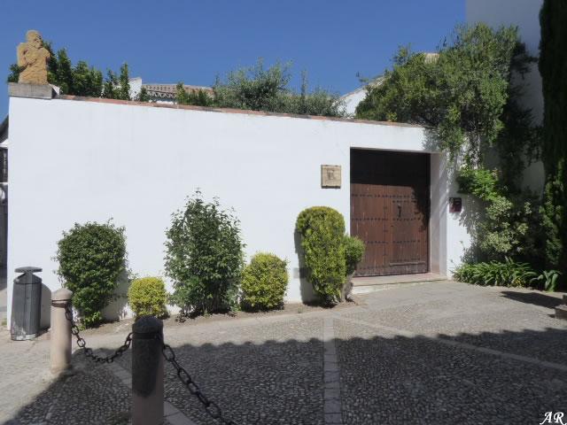 """Casa Palacio Nazarí """"El Gigante"""""""
