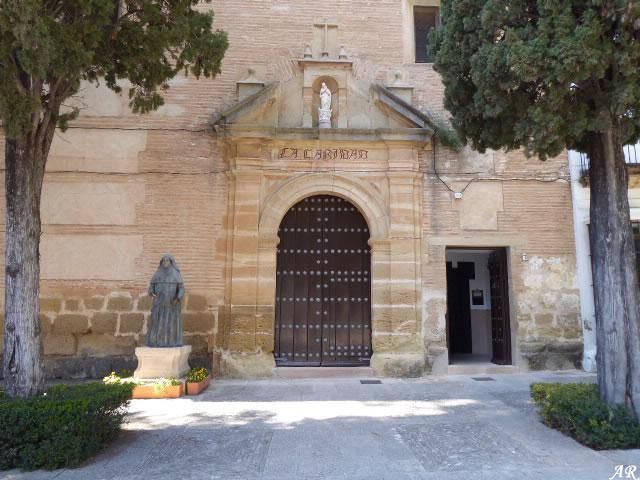 Convento de la Caridad o Hermanas de la Cruz de Ronda