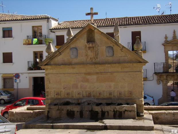 Fuente de los ocho ca os fuente monumental de la ciudad de ronda - Fuente de los banos montanejos ...