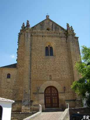 Ronda - Church of the Holy Spirit