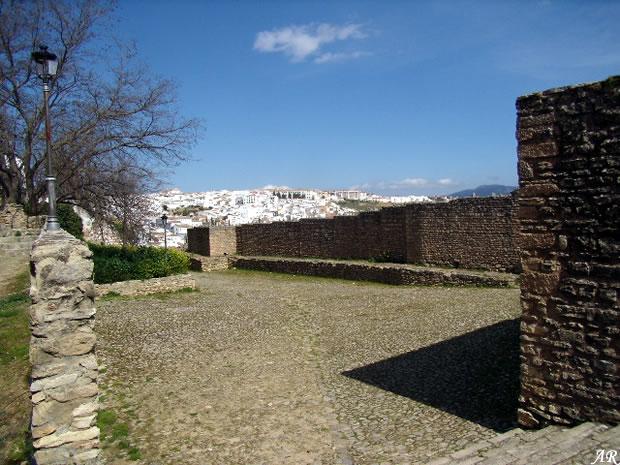 Walls of La Cijara - Ronda